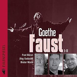 Faust I + II                   Autor:                                                                                                                                 Johann Wolfgang von Goethe                               Sprecher:                                                                                                                                 Fred Düren,                                                                                        Jörg Gudzuhn,                                                                                        Dieter Mann                      Spieldauer: 2 Std. und 8 Min.     15 Bewertungen     Gesamt 4,4
