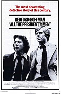 All the President's Men POSTER Movie (11 x 17 Inches - 28cm x 44cm) (1976)