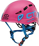Climbing Technology - Casco de Escalada, Rosa, 48-56 cm