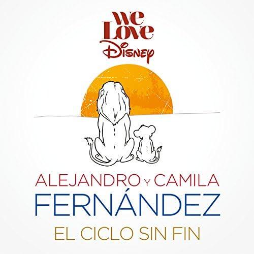 Alejandro Fernández feat. Camila Fernández