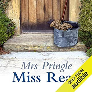 Mrs Pringle                   By:                                                                                                                                 Miss Read                               Narrated by:                                                                                                                                 Gwen Watford                      Length: 4 hrs and 23 mins     7 ratings     Overall 4.3