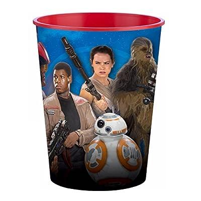 16oz Star War The Force Awakens Birthday Party Plastic Loot Treat Favor Keepsake cups