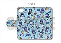 ダイヤのA actII 手帳型スマホケース (iP6 / 6s / 7 / 8) PlayP-D