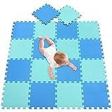 Tappeto Puzzle - Set 18 pezzi 142 x 114 x 1 cm