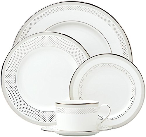kate spade new york Whitaker Street Dinnerware 5-Piece Place Setting