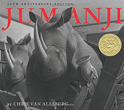 Fantastic story that you simply cannot miss: Jumanji!