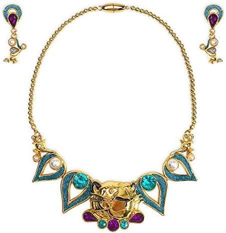 Disney Jasmine Costume Jewelry Set for Girls Aladdin product image