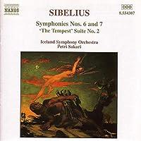 Symphonies 6 & 7 / Tempest Suite 2