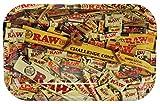 """RAW Mix - Vassoio per rollare, varie misure 7""""x5"""" Multicolore"""