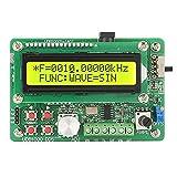Generador de Señal de Función de Forma de Onda LiebeWH UDB1005S/UDB1008S, Módulo DDS de Generador de Fuente de Señal UAC100-240V(5MHz EU Plug)