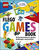 The LEGO Games Book: 50 fun brainteasers, games, challenges, and puzzles! (English Edition)