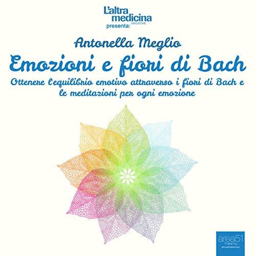 Emozioni e fiori di Bach copertina