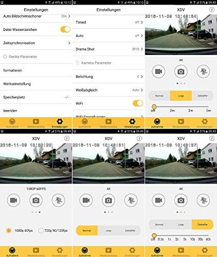 NavGear 4K-Dashcam - 8