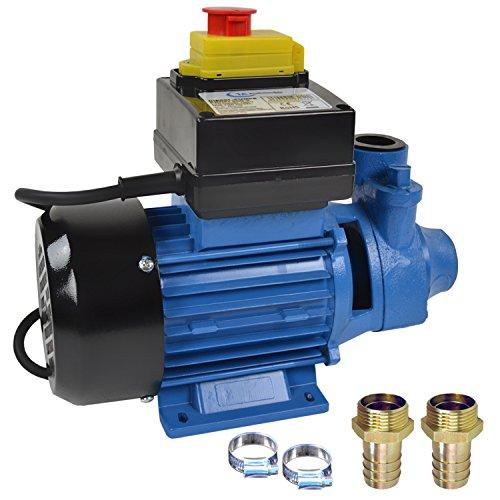 DIESELPUMPE HEIZÖLPUMPE BIODIESEL-PUMPE Profi 600-230V LEISTUNGSSTARKER ELEKTROMOTOR mit KUPFERWICKLUNG, JETZT MIT EXTRA-Ersparnis! ELEKTRISCHE PUMPE f Diesel BIODIESEL HEIZÖL