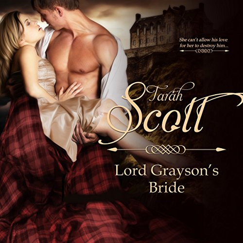 Lord Grayson's Bride audiobook cover art