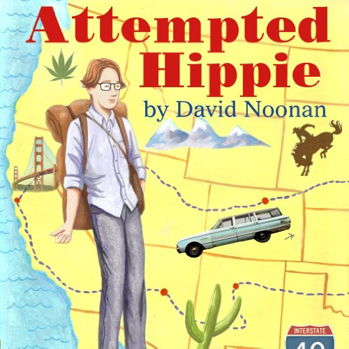 Attempted Hippie audiobook cover art