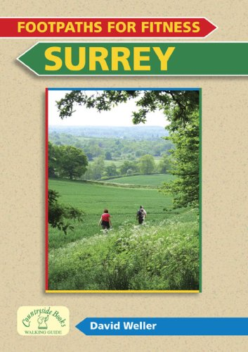 Footpaths for Fitness: Surrey