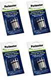 Perimeter Technologies Four Pack Dog Fence Batteries for Invisible...