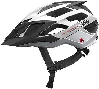 ABUS Moventor Quin Casco para bicicleta de montaña - Casco de bicicleta inteligente con detección de colisión y sistema de...