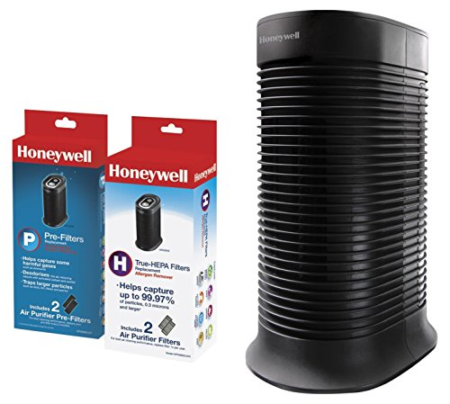 Honeywell HPA060 Air Purifier Allergen Remover with Pre Filter and True HEPA Filter
