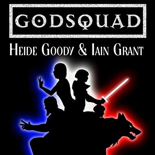 『Godsquad』のカバーアート
