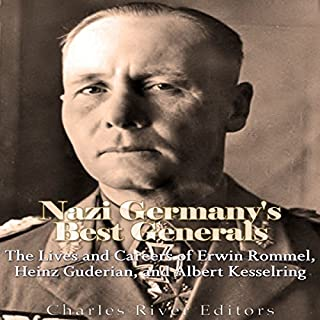 Nazi Germany's Best Generals cover art