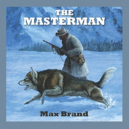 The Masterman audiobook cover art