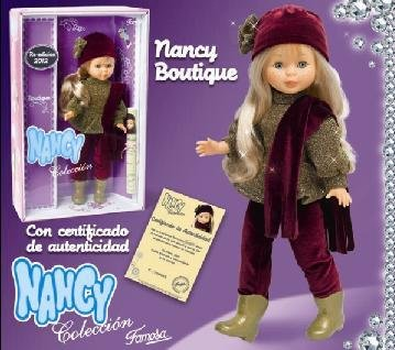 Famosa Nancy - Boutique