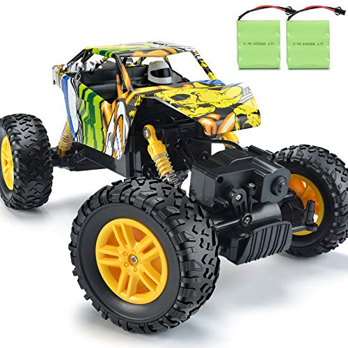 Double E-Rock Crawler Truck