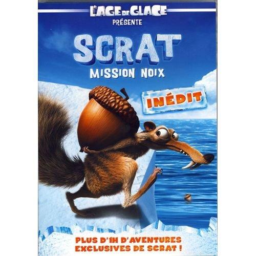 l,age de glace SCRAT mission noix
