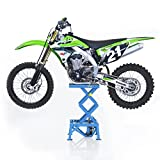ConStands Yamaha YZ 85/125/ 250/450/ F Caballete Elevador Moto Cross Lift XL Azul