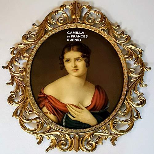 Page de couverture de Camilla