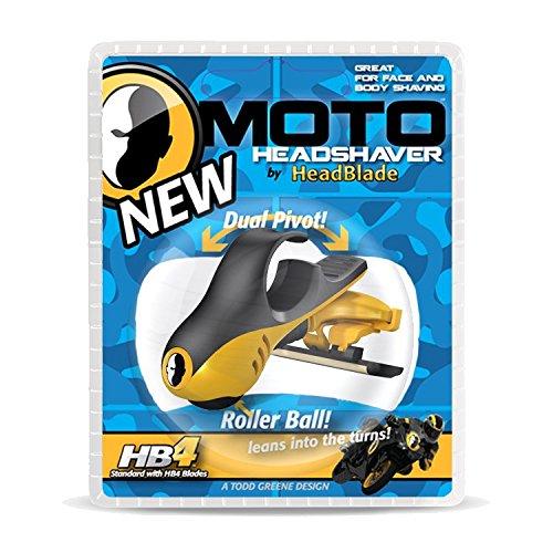 HeadBlade Headshaving Kit with MOTO Razor
