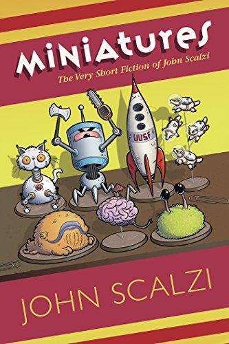Miniatures: The Very Short Fiction of John Scalzi (English Edition)