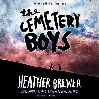 The Cemetery Boys audiobook cover art