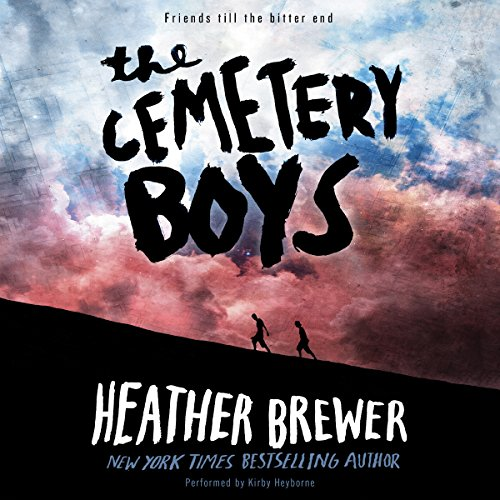 The Cemetery Boys audiobook cover art