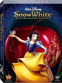 DVD Snow White and the Seven Dwarfs Book