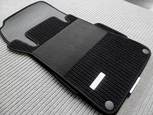 Lagerware Rips Fußmatten für Mercedes Benz W203 S203 C-Klasse Automatten in Original Qualität