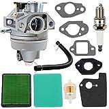 Ferilter 16100-Z0J-013 Carburetor for Honda BB61J B GC160 GC160A GC160LA GC160LE Engines with 17211-zl8-023 Air Filter Gaskets Spark Plug