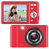 Best Cheap Point And Shoot Cameras - IEBRT Digital Camera, 2.7K 44MP Vlogging Camera Video Review