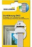Schellenberg 15103 Duo - Guía para correa de persiana (redondo)