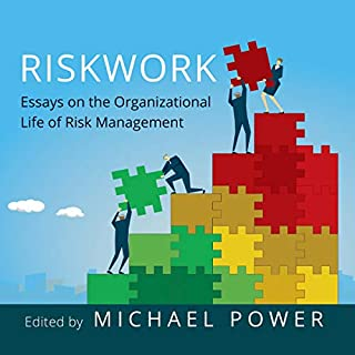 Riskwork audiobook cover art