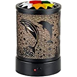 Wax Melt Candle Warmer with Timer for Scented Wax Melter Electric Wax Burner Heater Fragrance for Home Decor (Timer Dolphin Warmer)