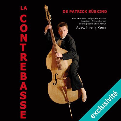La contrebasse audiobook cover art