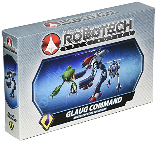 Palladium Zentraedi Glaug Command Board Game