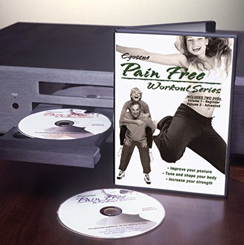 Egoscue: Pain Free Workout Series Vol. 1 and 2