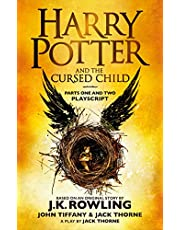 Harry Potter and the Cursed Child - Parts One and Two: Playscript. With the conclusive and final dialogue from the play.