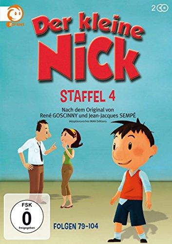Der kleine Nick (Staffel 4) [2 DVDs]