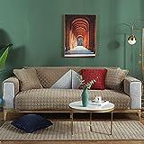 Funda de sofá fácil de Usar, Funda de sofá Reversible,...
