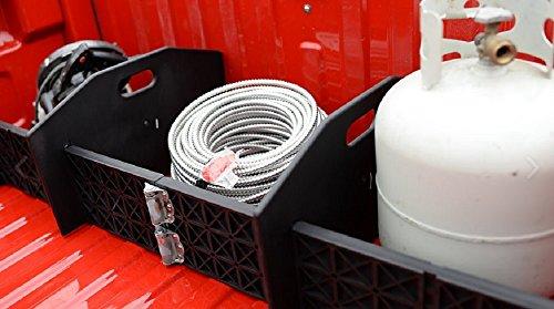Truck Bed Organizer/Divider Storage System